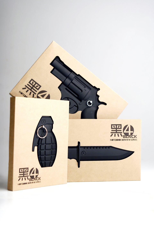 Armed Notebook – Grenade-22786