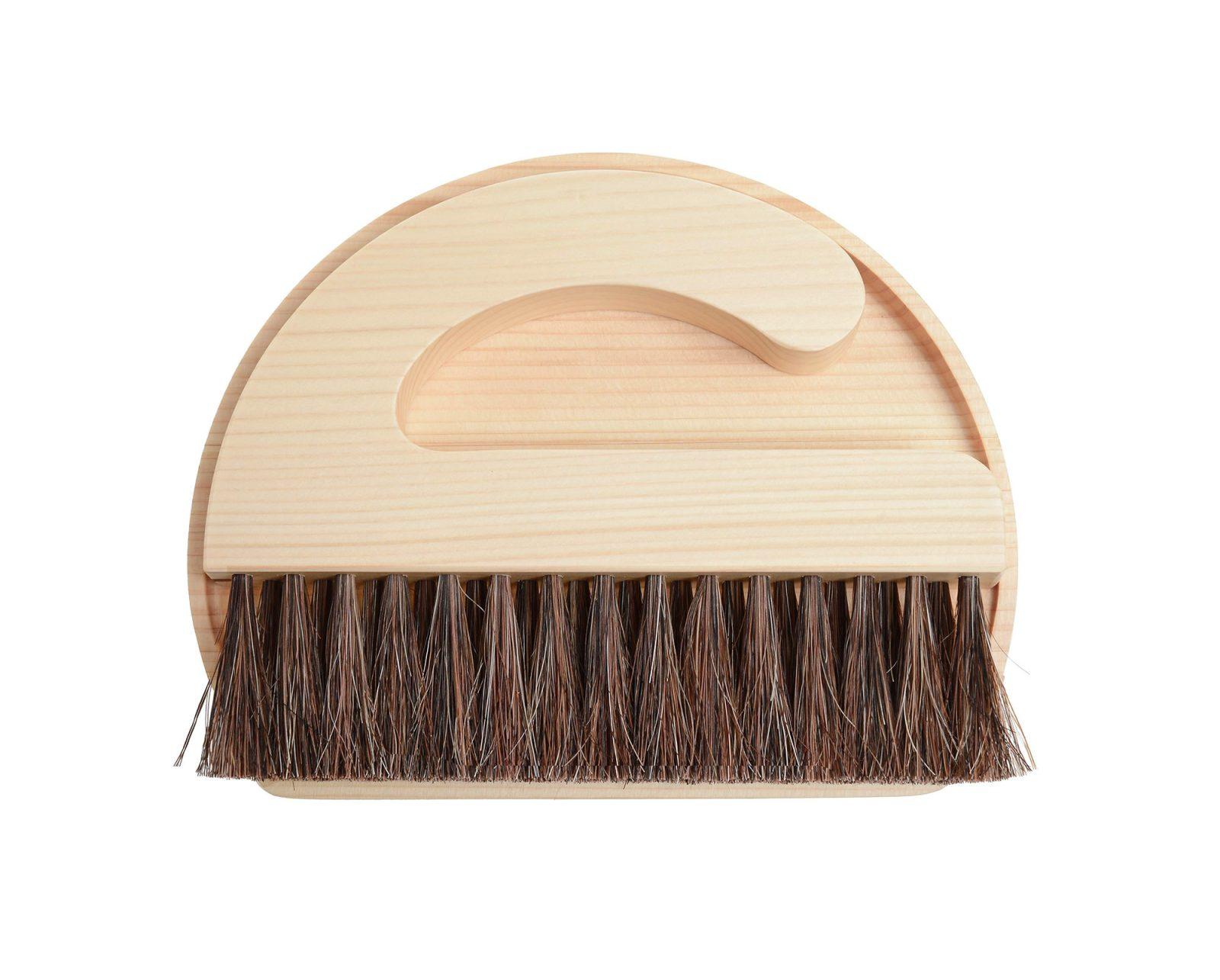 Asahineko Table Broom & Dust Pan by Makoto Koizumi-32832