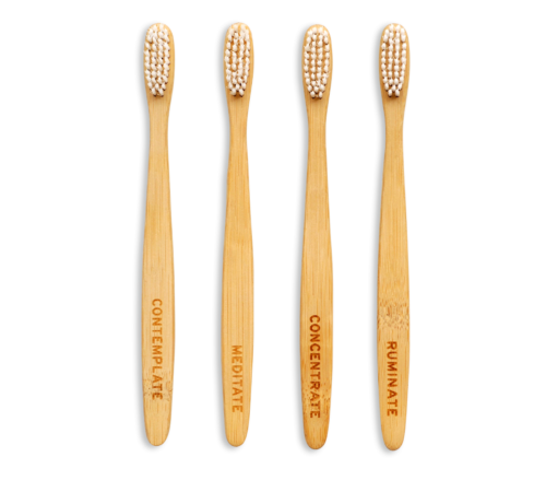 Reflections, Bamboo Toothbrush Set-0