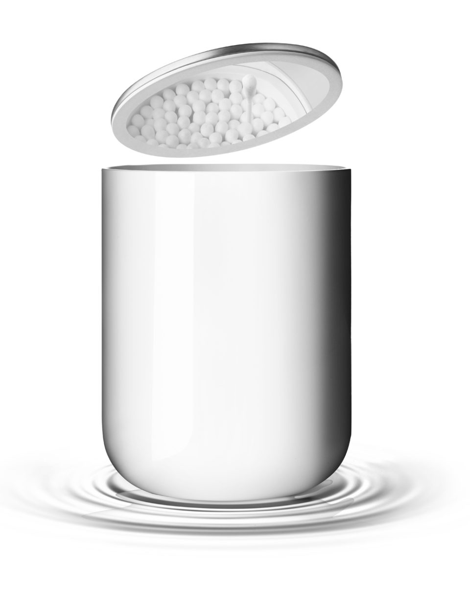 Bath Container by Norm Architects for Menu, in White-20194