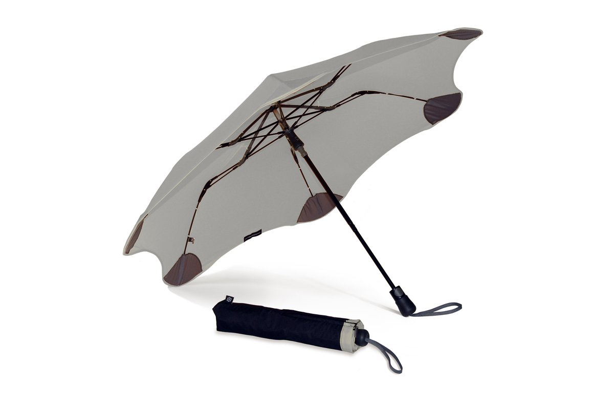 The New Blunt Collapsible Mini Umbrella XS, Gray-18746