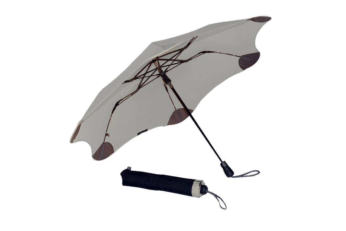 The New Blunt Collapsible Mini Umbrella XS, Gray-0
