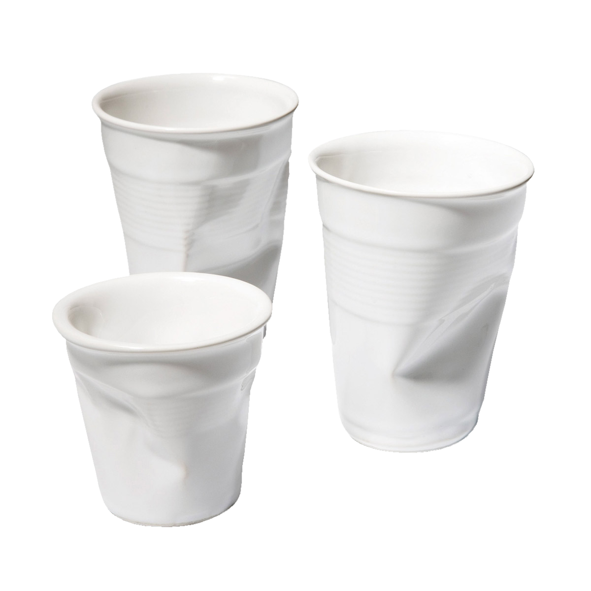 Crushed Cup (Set of 2)-0