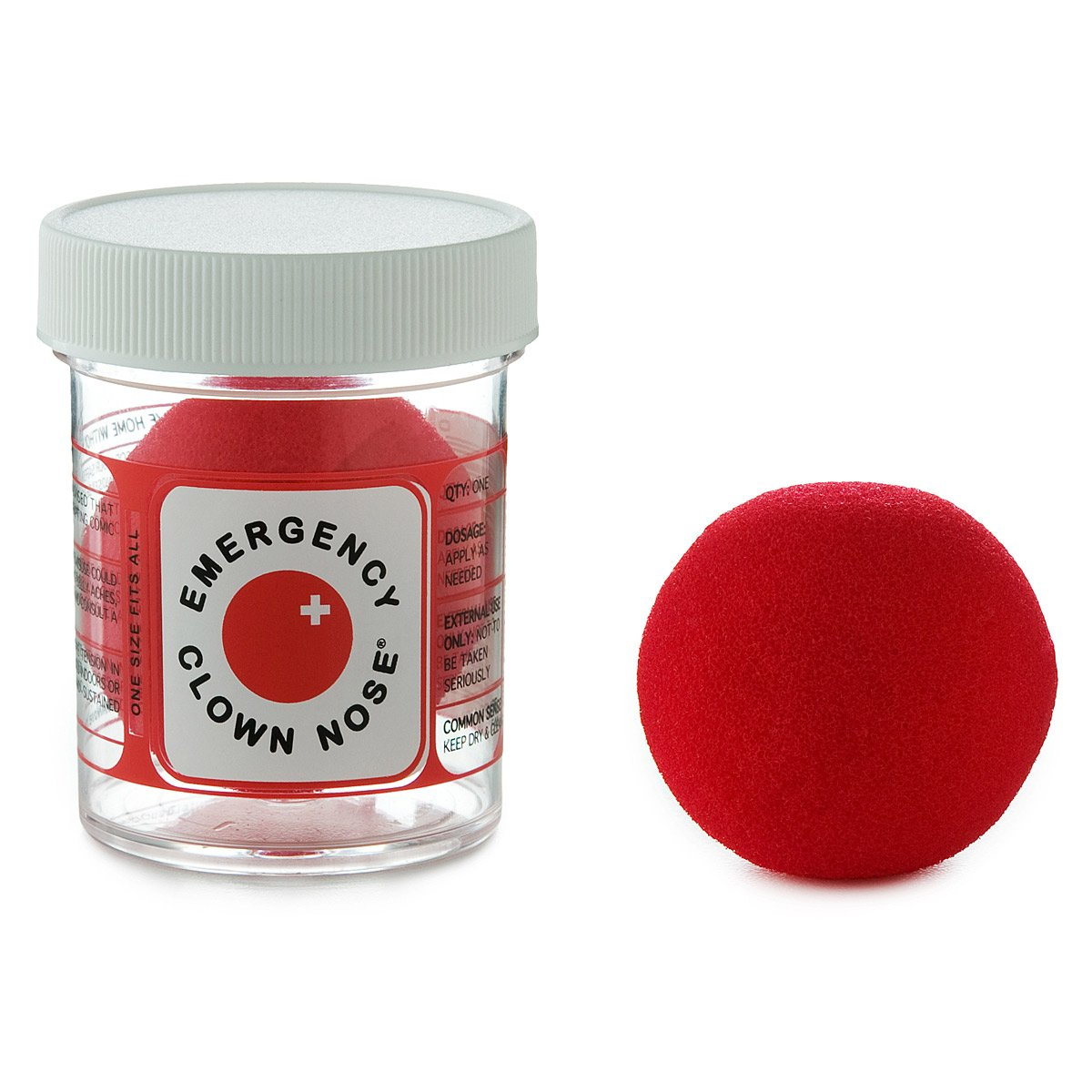 Emergency Clown Nose-21836