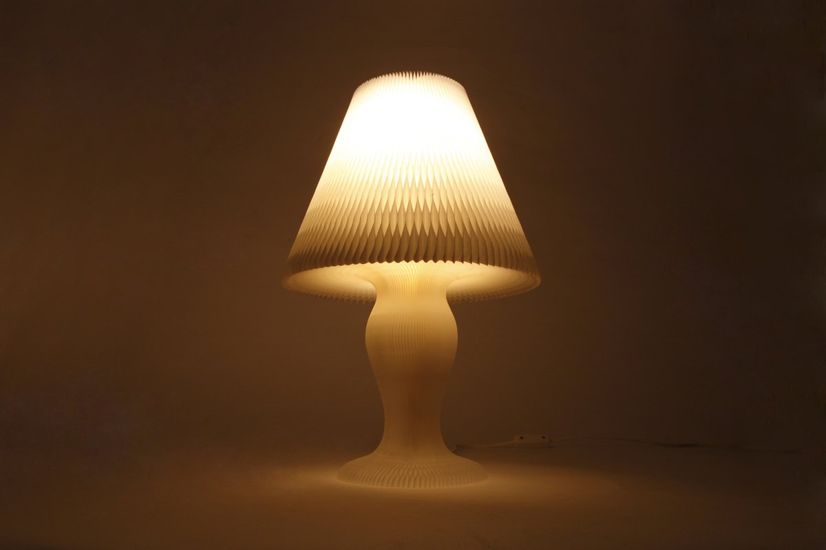 Honeycomb Light by Kyouei Design – White-22953