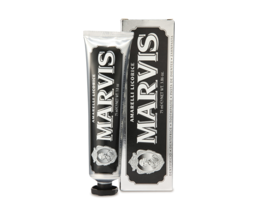 Marvis Amarelli Licorice Toothpaste-0