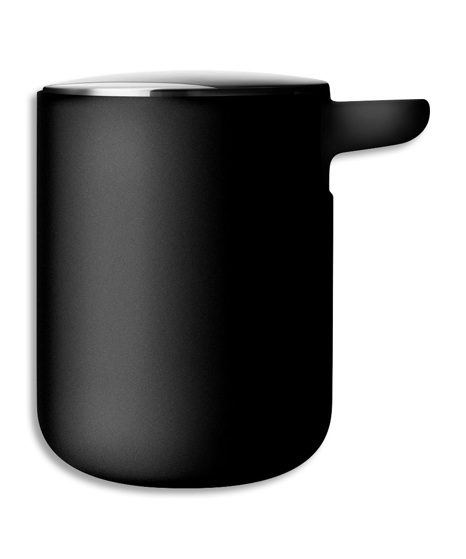 Bath Soap Dispenser by Norm Architects for Menu, in Black-0