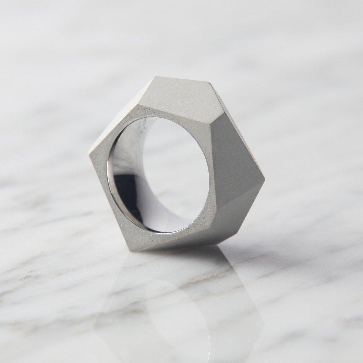 Rock Concrete Ring-33496