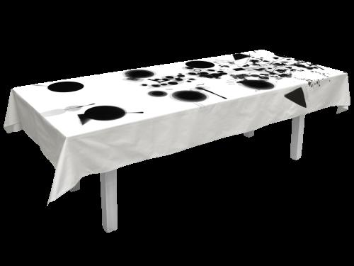 Tablecloth 'Tableau'-0