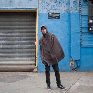 John Brown, High-Performance Rain Cape by Cleverhood-22298