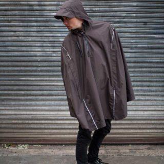 John Brown, High-Performance Rain Cape by Cleverhood-22293