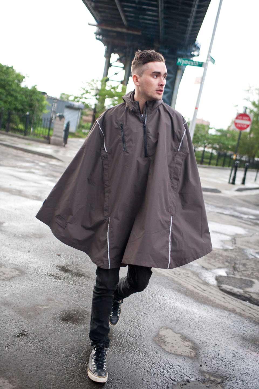 John Brown, High-Performance Rain Cape by Cleverhood-22296