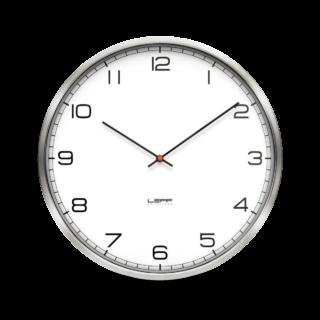 One45 Arabic Dial Wall Clock by Leff Amsterdam-0