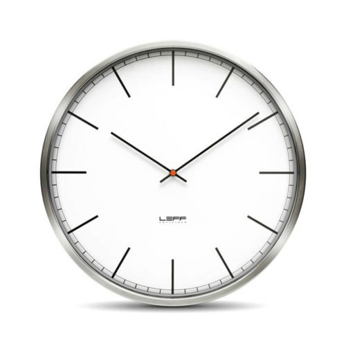 One45 Index Dial Wall Clock by Leff Amsterdam-23789