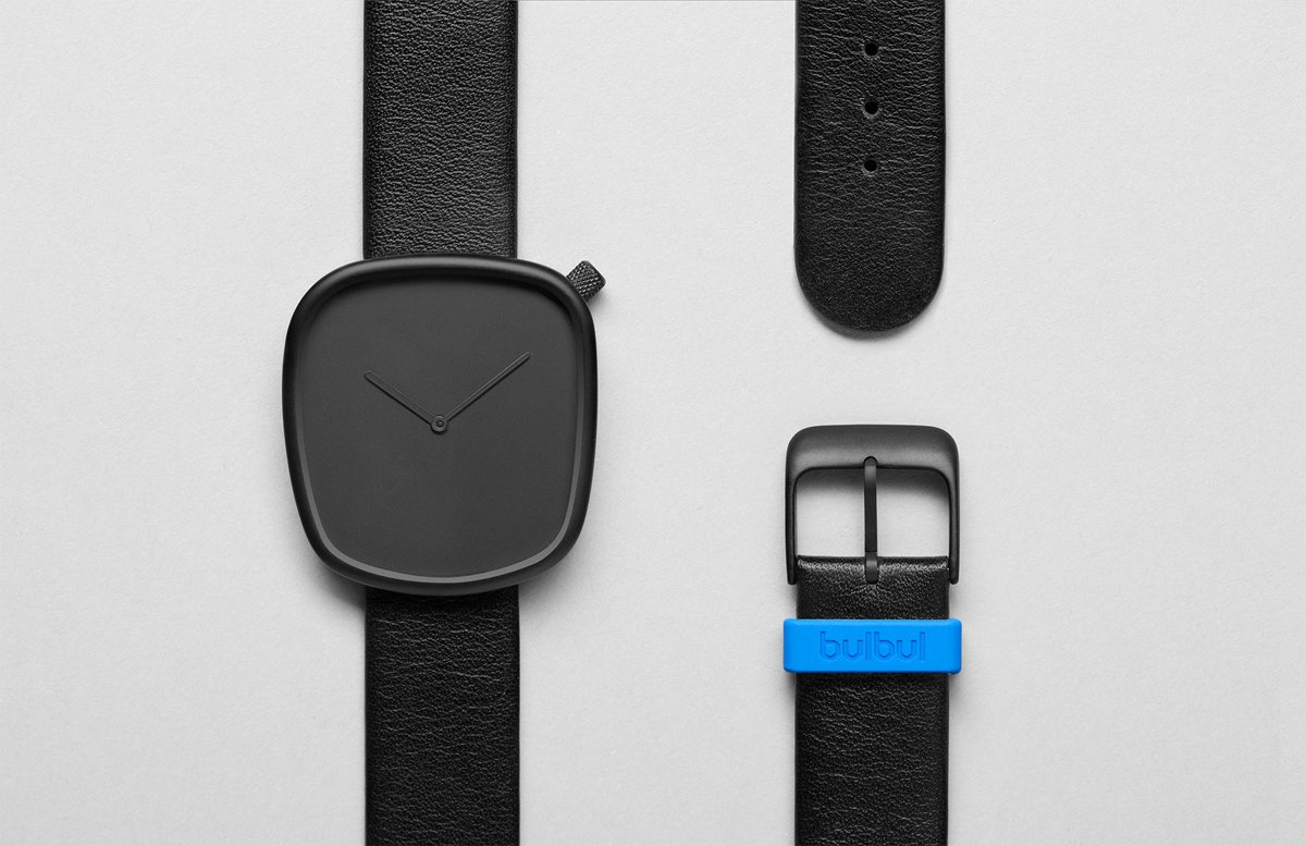 Pebble 01 by Bulbul Watches -23917