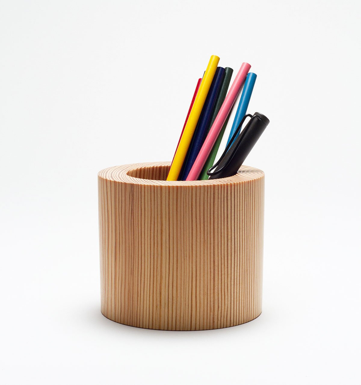 Penpot, Wooden Pencil Holder -24985