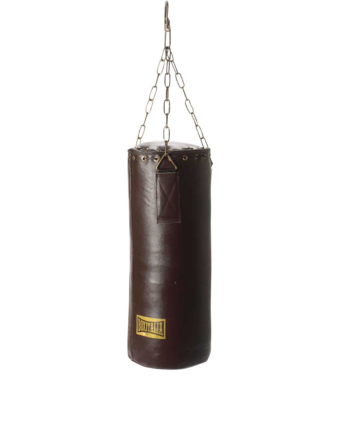 Seletti Boxitalia Leather Punching Bag -0