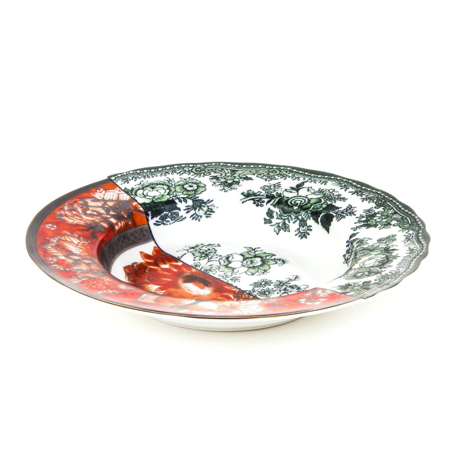 Seletti Hybrid Collection, Cecilia Soup Bowl-32074