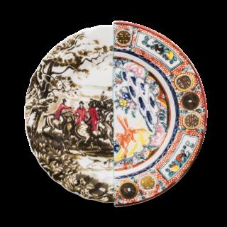 Seletti Hybrid Collection, Eusapia Dinner Plate-0