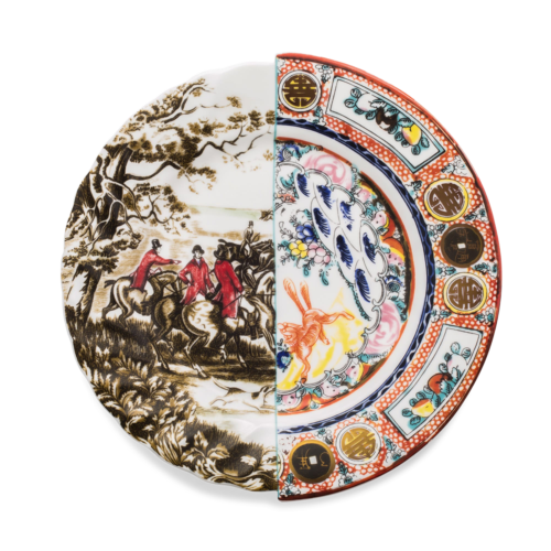 Seletti Hybrid Collection, Eusapia Dinner Plate-0