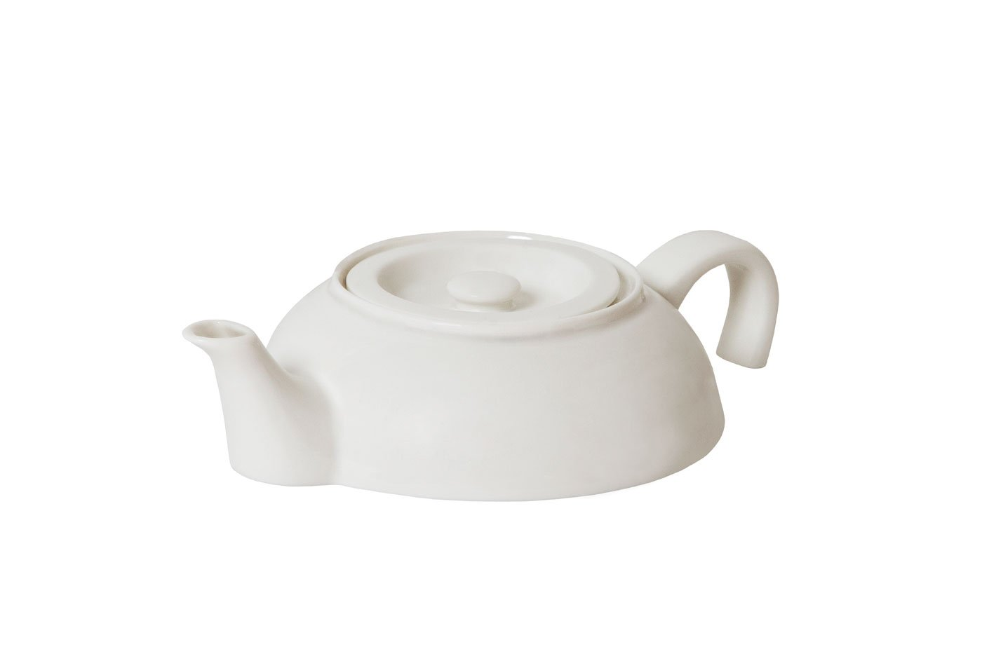 Tea For One, Ceramic Teapot by Droog -25663