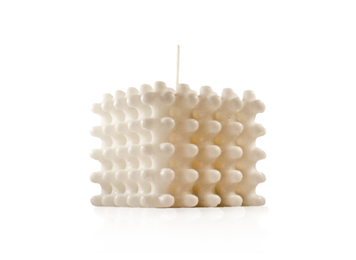Lace Candle -0