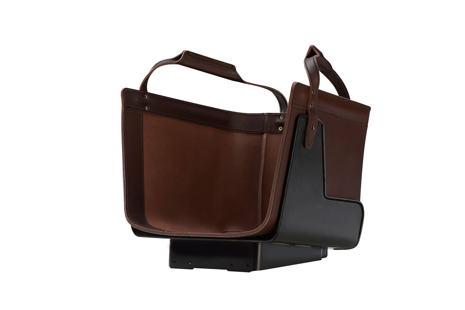 Leather Firewood Bag, Dick van Hoff x Thomas Eyck-25079