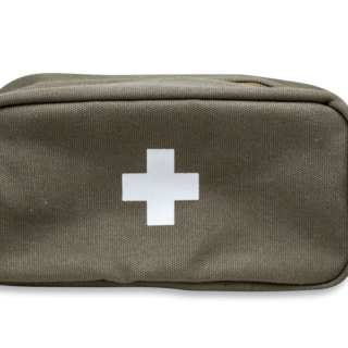 Apothecary Canvas Dopp Kit -0