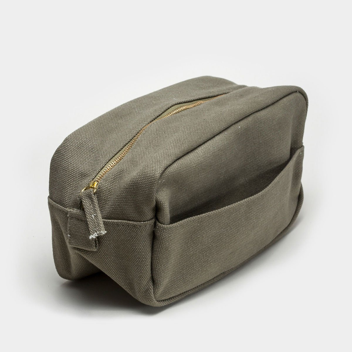 Apothecary Canvas Dopp Kit -25047
