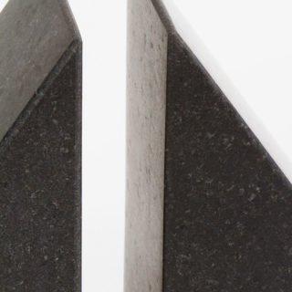 Granite Bookends by Field -24975
