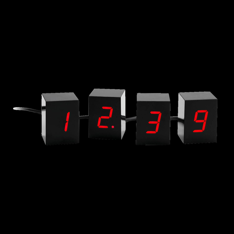 Numbers LED  Clock-0