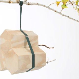 NeighBirds, Modular Wooden Birdhouses-25593