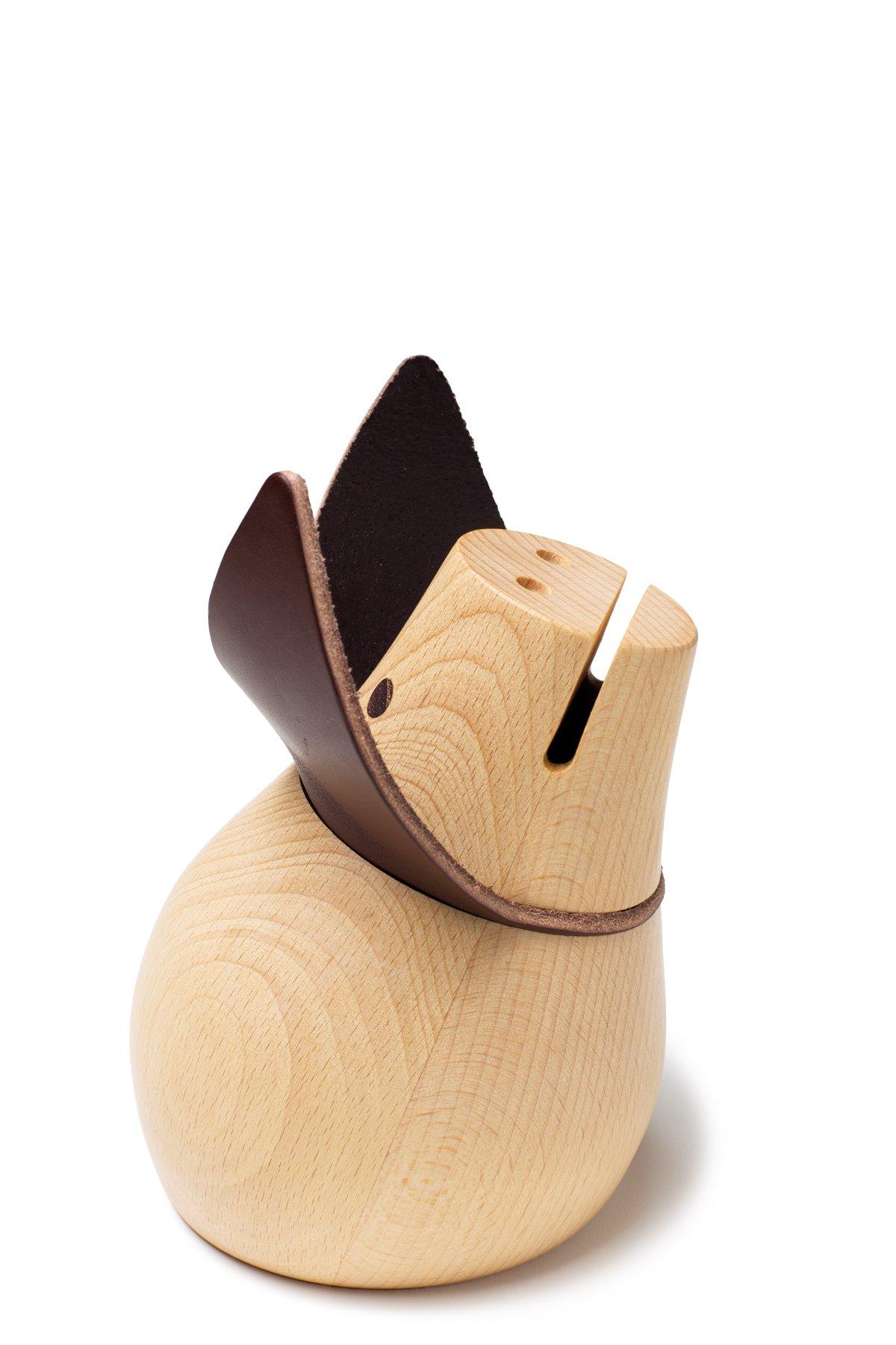 Miss Monnipenni, Wood Piggy Bank -25718