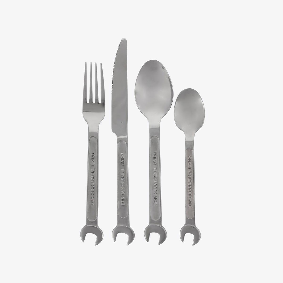 Diesel by Seletti DIY – Cutlery Set-26388