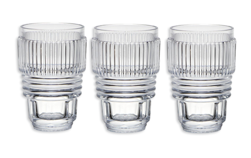Diesel by Seletti Machine Collection - Glassware, Set of 3-0