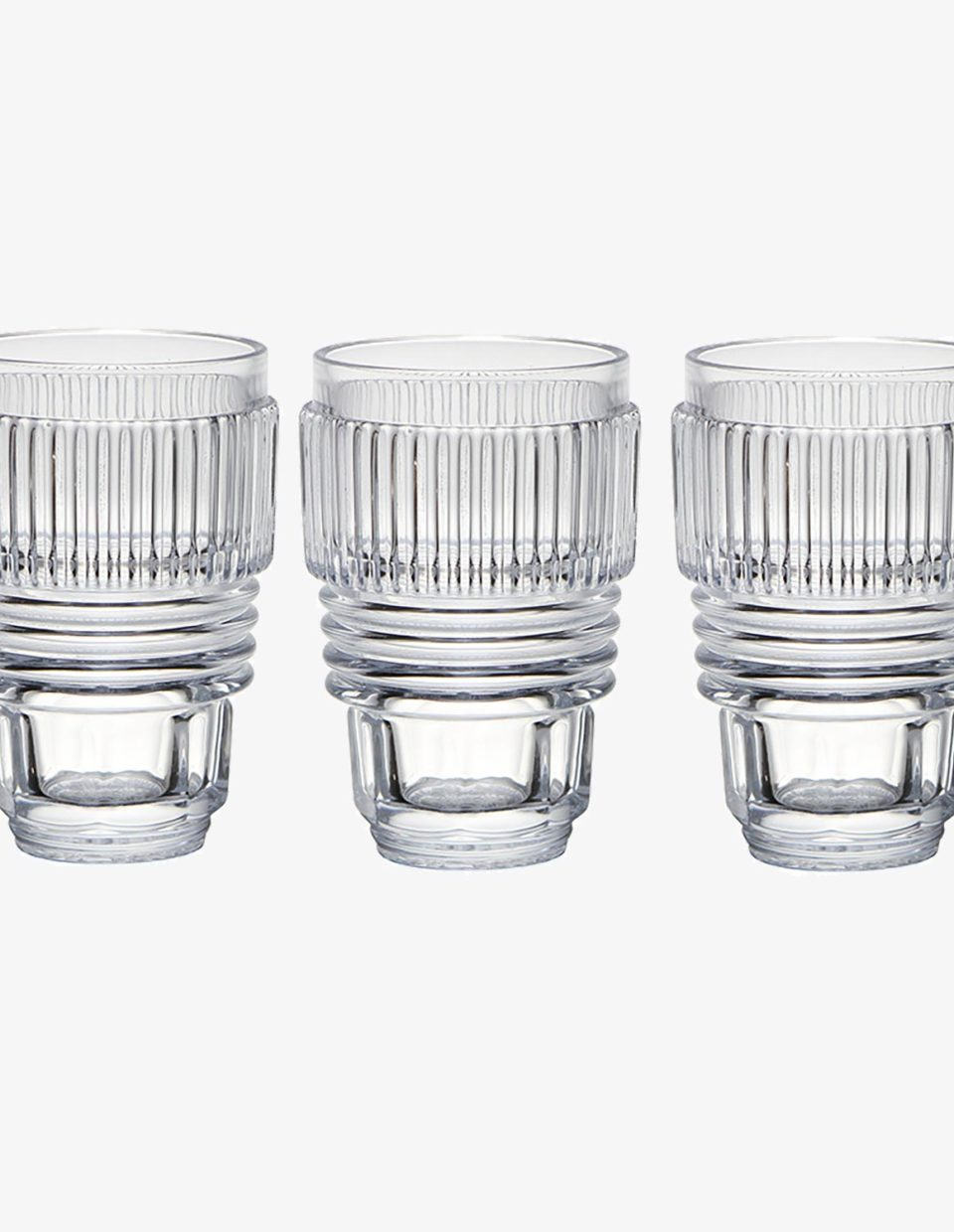 Diesel by Seletti Machine Collection – Glassware, Set of 3-26381