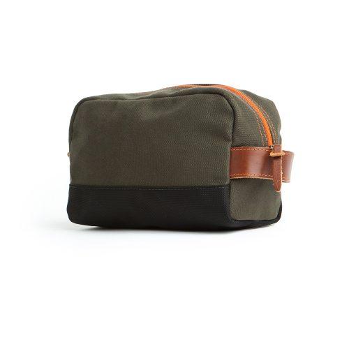 Hey Handsome Shaving Kit Bag - Army Green-26058