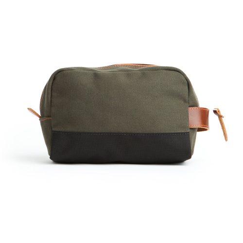 Hey Handsome Shaving Kit Bag - Army Green-26055