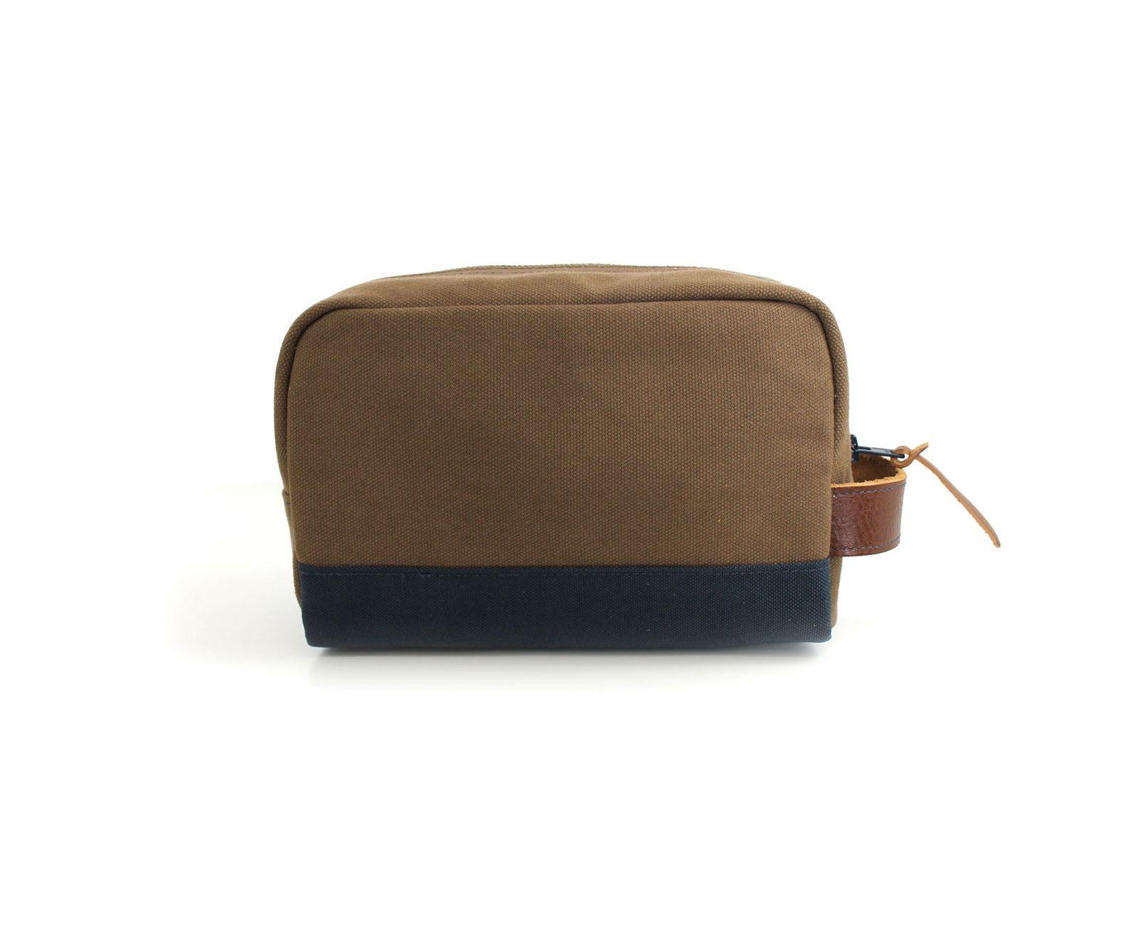 Hey Handsome Shaving Kit Bag – Brown-26071