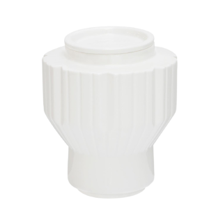 Diesel by Seletti Machine Collection, Porcelain Jar - Large-0