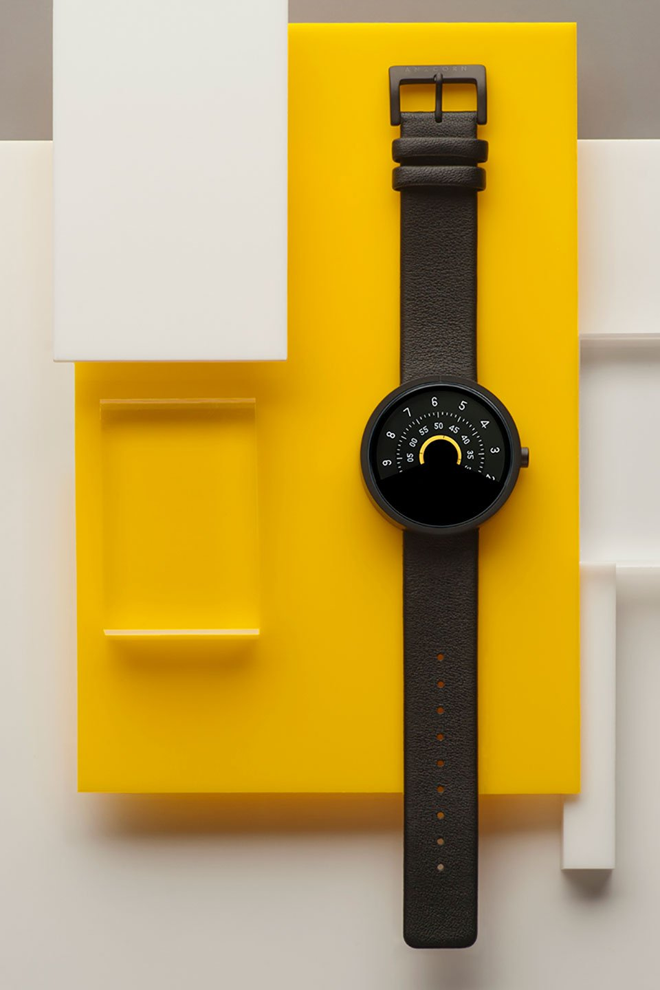 ANICORN Series 000 Watch – Yellow-26594