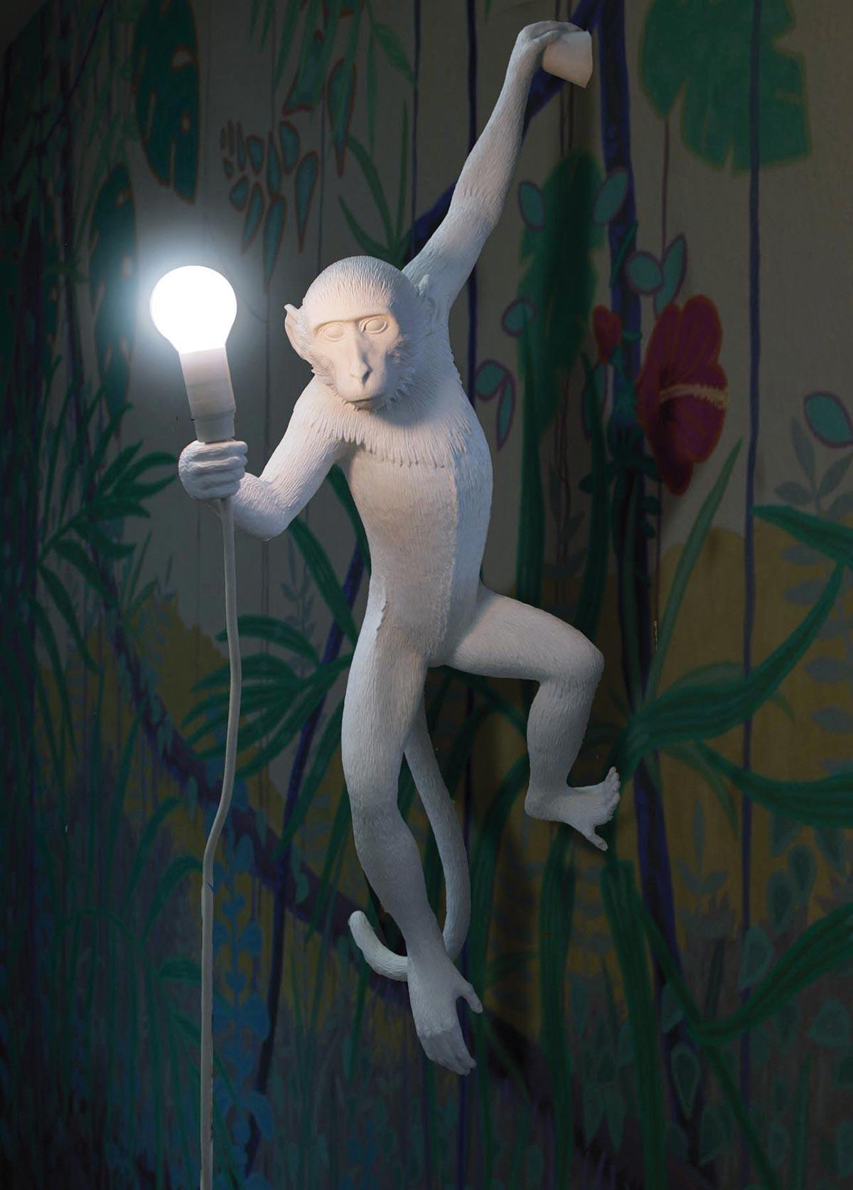 Seletti Monkey Lamp, Hanging-27731