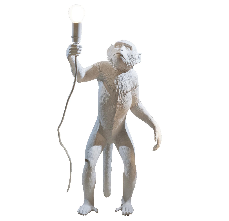 Seletti Monkey Lamp, Standing-0