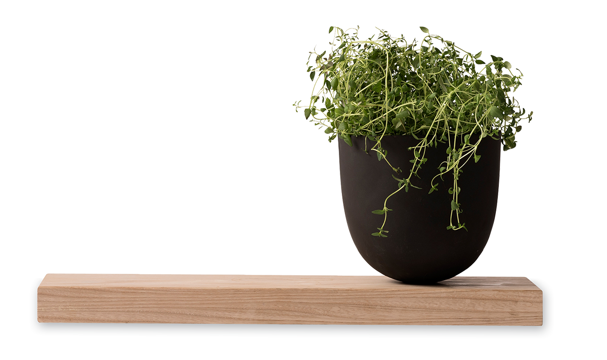 All-in-One Kitchen Herb Garden and Cutting Board