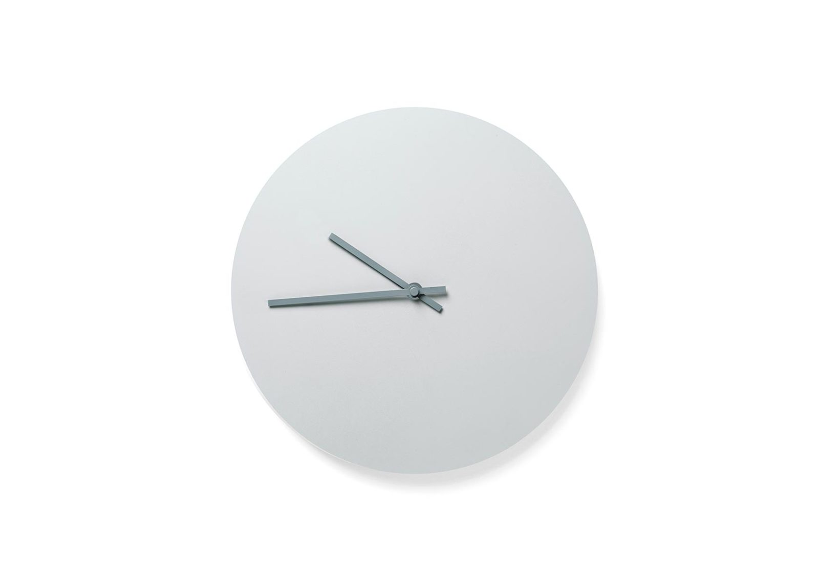Steel Wall Clock by Norm Architects-28045