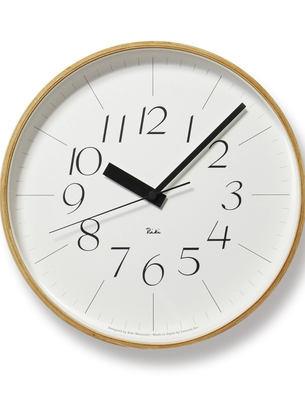 Riki Wall Clock -28353