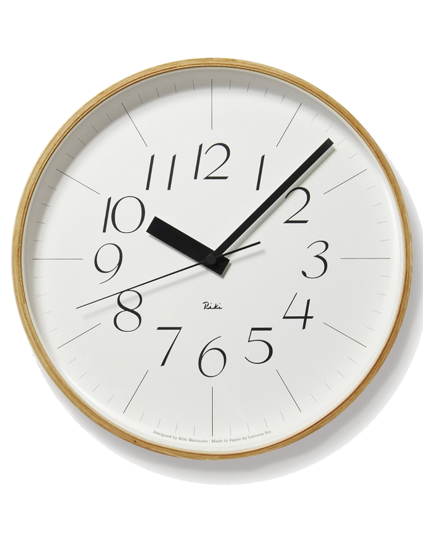 Riki Wall Clock -0
