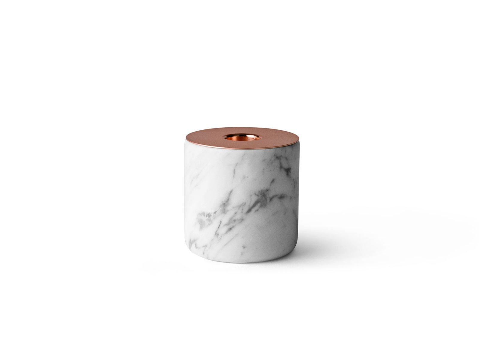 Chunk of Marble Candleholder -28762