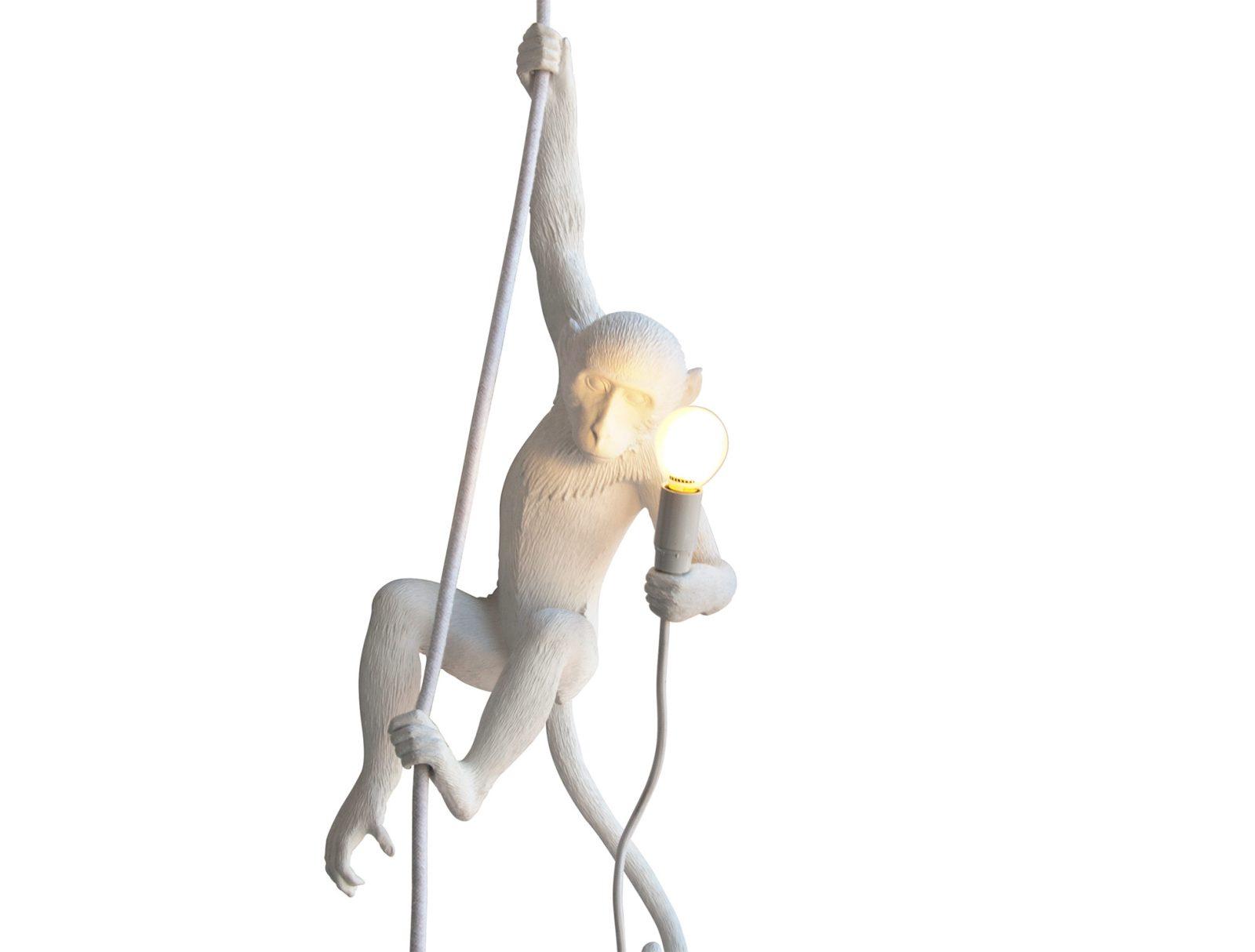 Seletti Monkey Lamp, Ceiling-28792