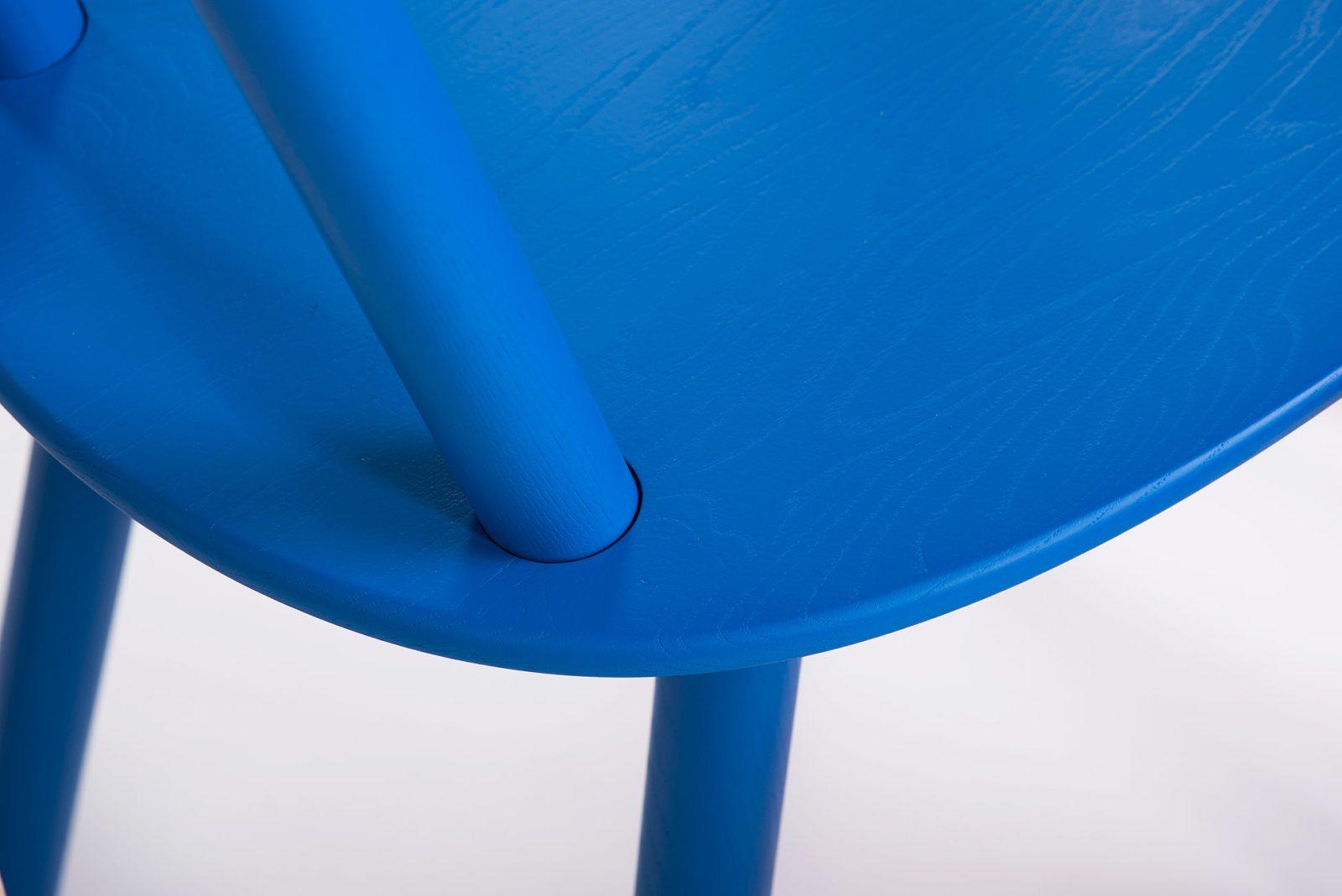 Naïve Chair, Blue-29665